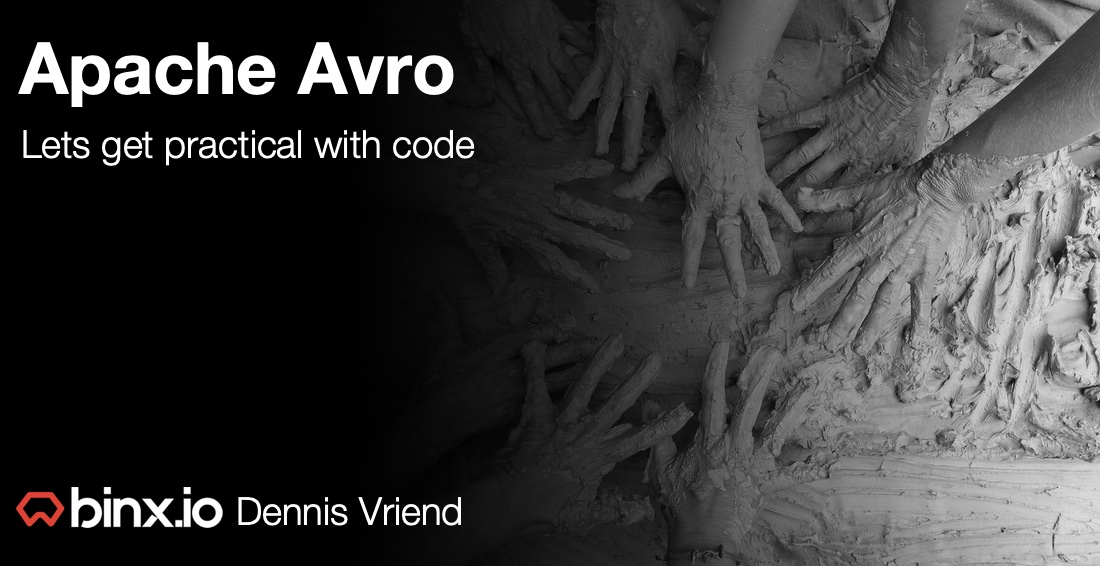 Apache Avro - Lets get practical with code