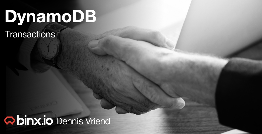 DynamoDB Transactions