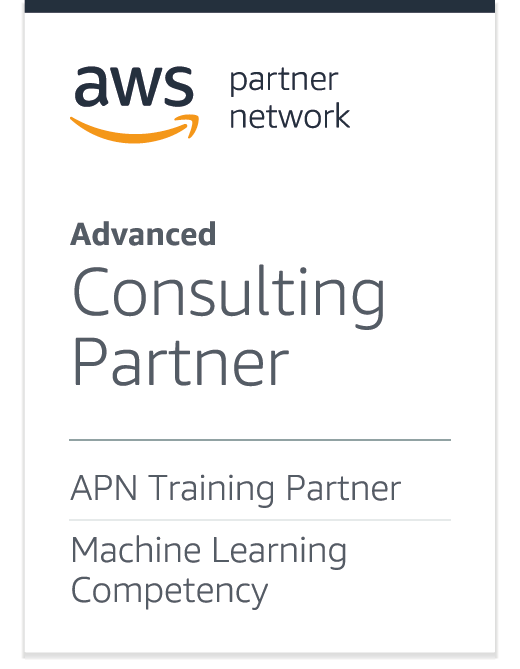 Binx.io is an AWS APN Training Partner and Advanced Consulting Partner with ML Competency