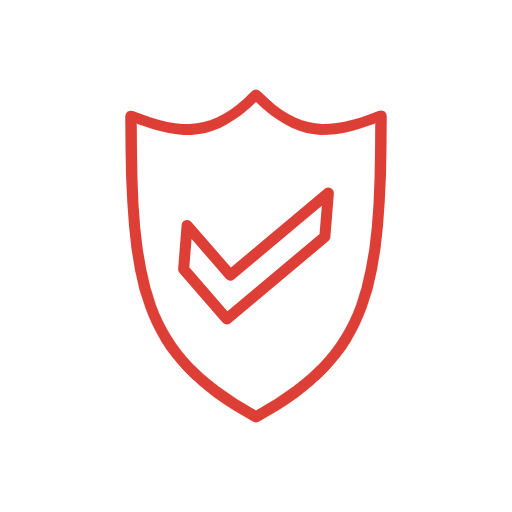 Icon Security Red - Binx