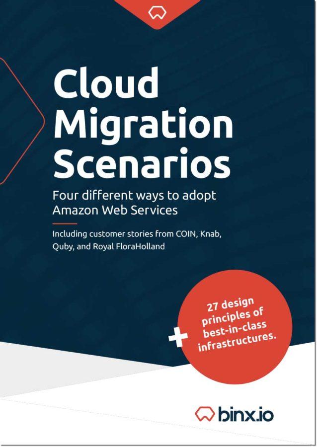 AWS Cloud Migration Scenarios