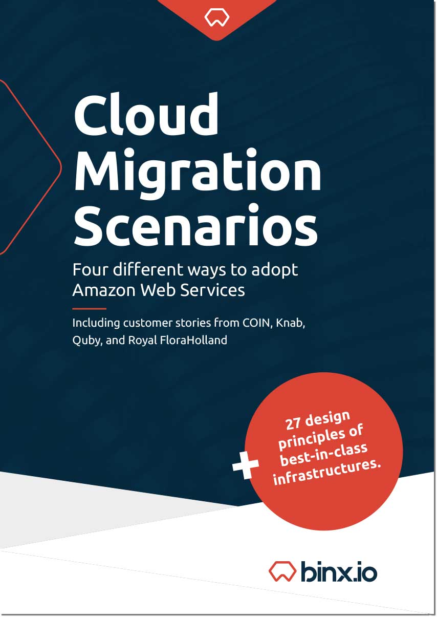 AWS Cloud Migration Scenarios