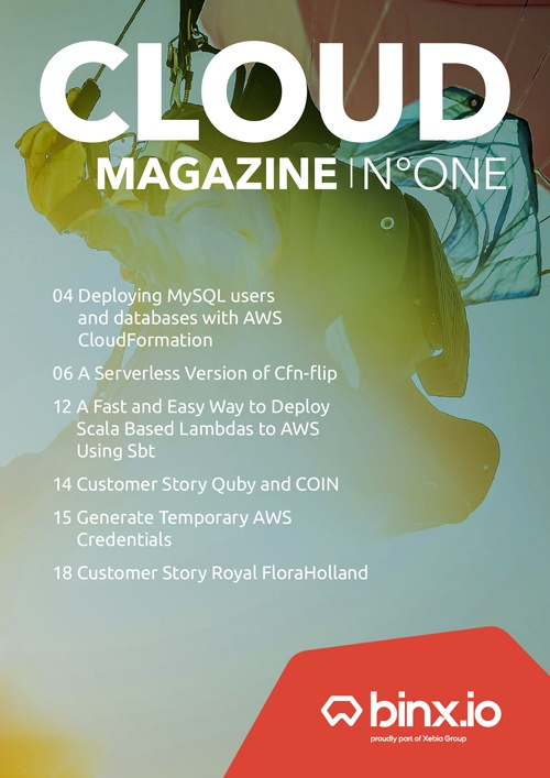 Cloud Magazine 1 - Binx