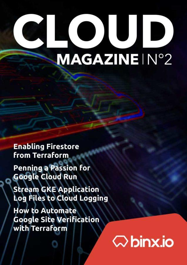 Cloud Magazine 2 - By Binx